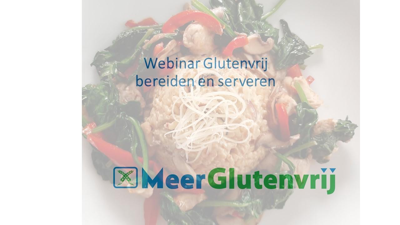 webinars glutenvrij bereiden november 2020